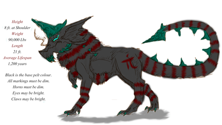 DTA: Duuric Causticae with Markings of Your Choice by Dirty-Couch