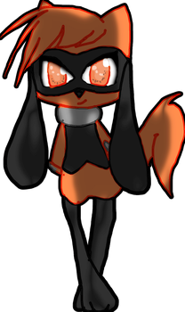 Orange Riolu Adoptable .::CLOSED AUCTION::. by StarryAdopts
