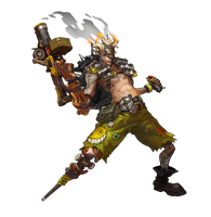 Junkrat - Overwatch by PlanK-69