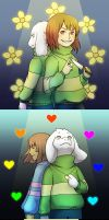 Undertale: Waiting by darlingGrim