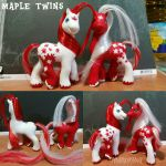 maple twins 2018 by PyroDarknessANNY