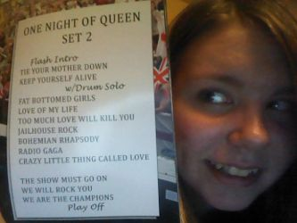 One Night Of Queen Set 2 by PoppycockFanatic13