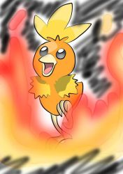torchic by gadgetgirl101