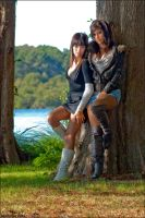Forest girls 05 by Markotxe