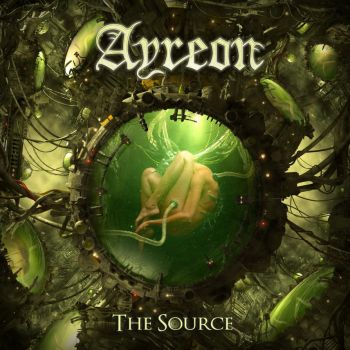 Ayreon-Front Cover final by Yann-S