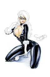 Black Cat by MRGunn-Art