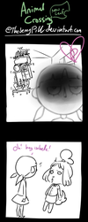 Animal Crossing New Leaf - comic 27 by TheJennyPill