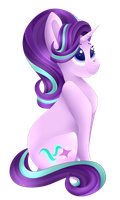 Starlight Glimmer by MS-ponies