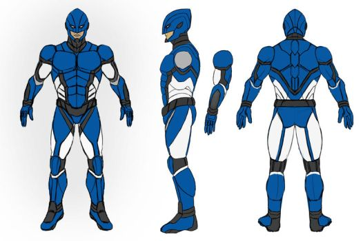 Blue wave Concept design by Eye-Freeze