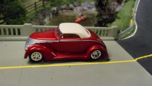 '37 Ford Smoothster by hankypanky68