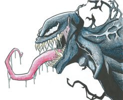 Venom by JaCoComics