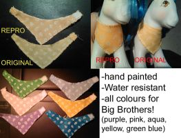 Repro Bandana for Big Brother My Little Pony by Hatsetsut