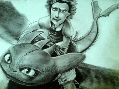 How to train your dragon? by sonia-p