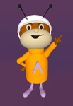 Atom Ant by uemeu-official