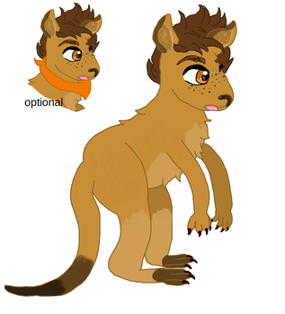 Carlos redesign by cottoncloudyfilly
