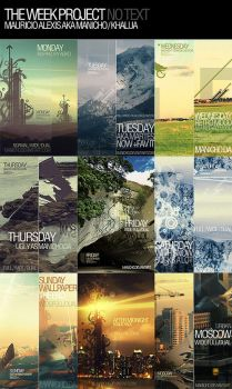 The Week Project Complete Pack by mauricioestrella
