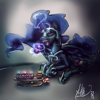 Nightmare Snack by Alumx