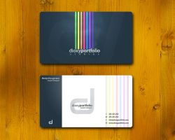 business card v2 by DesignPot