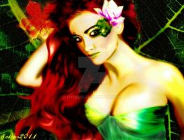 Romantic Poison Ivy 1 by lotus73