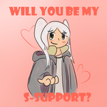 FemRobin - Will You Be My S-Support? by GECKO-Nuzlockes