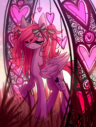 Art trade with HerenaHeart2005 by DaW3IrD0