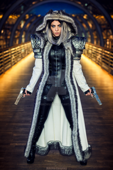 Selene (Underworld: Blood Wars) by NiKcKu