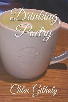 Drinking Poetry Book Cover by CGholy