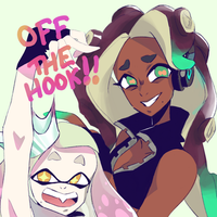 Off the hook! by moskvichok