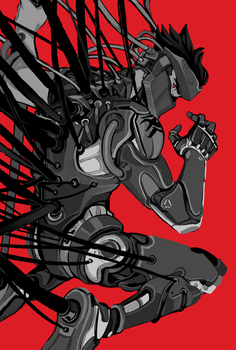 Blackwatch Genji by PrinceCanary