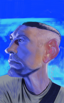 Avatar the caricature by EXIT1979