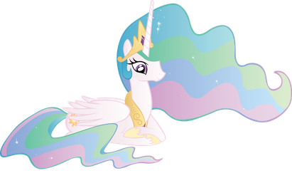 Princess Celestia by WraithX79