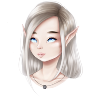 Elf Commission by Vallentiny