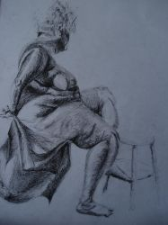 Figure Study by MaryEmily