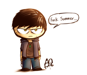 I hate Summer... by aq1218