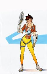Tracer by CoddledTamago