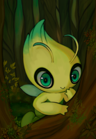 Celebi by clausyon