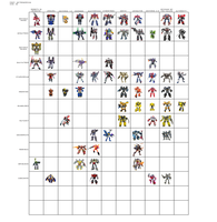 Transformer toy chart (unfinished) by Kirby-Force