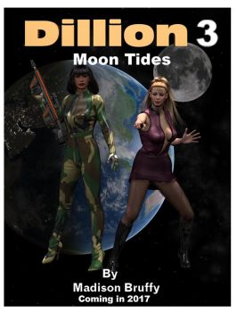 Dillion- Moon Tides-Poster by mdbruffy