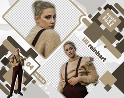 Png Pack 3612 - Lili Reinhart by southsidepngs