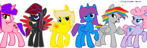 Mlp New by IloveFNAFandsonic
