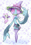 Customized Dentii Witch Adopt [closed] by CloverWing
