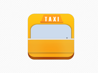 Taxi Icon by Optional-Pirate