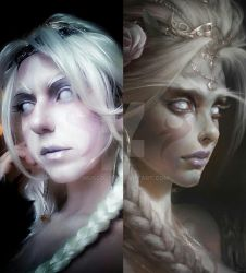White elf by muscolo