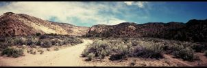 somewhere in Nevada by Nimmermehr79