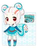 Squiroll Adoptable #1 - OPEN by peachysoft