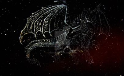 Draco constellation by reitzg