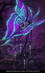 ASCENSION: The Four of Swords by Enchantress-LeLe
