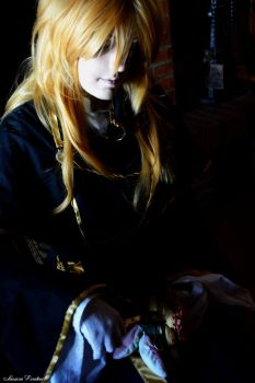 Vincent Nightray - Pandora Hearts by aiko-713