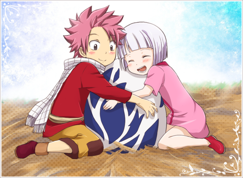 NaLi - Lets warm Up The Egg Together by cyoko