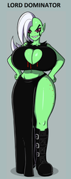 Lord Dominator by Garabatoz by Evil-Count-Proteus